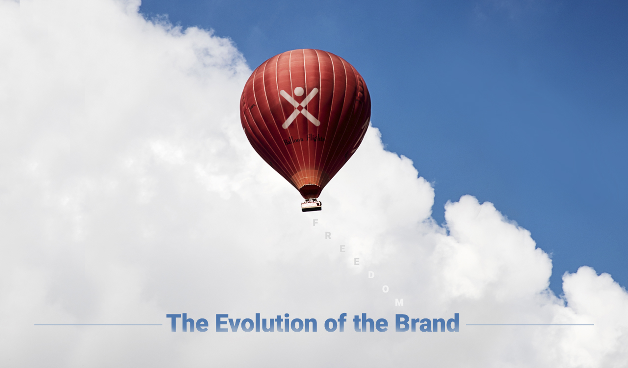 The Evolution of the Brand